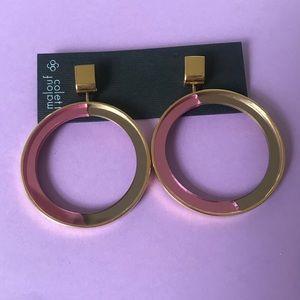 Colette Malouf earrings